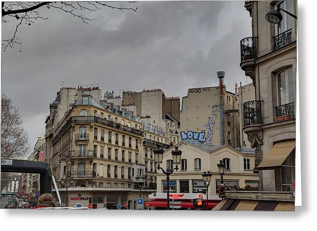 Food Greeting Cards - Paris France - Street Scenes - 0113137 Greeting Card by DC Photographer