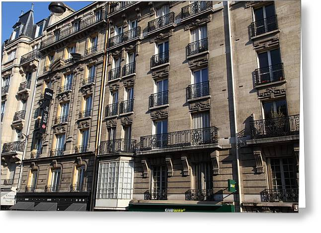 Shops Greeting Cards - Paris France - Street Scenes - 011320 Greeting Card by DC Photographer