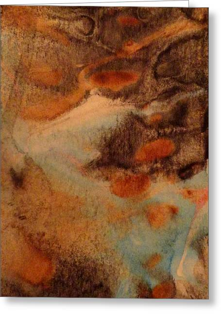 Reserve Greeting Cards - Passage Greeting Card by Mike Breau