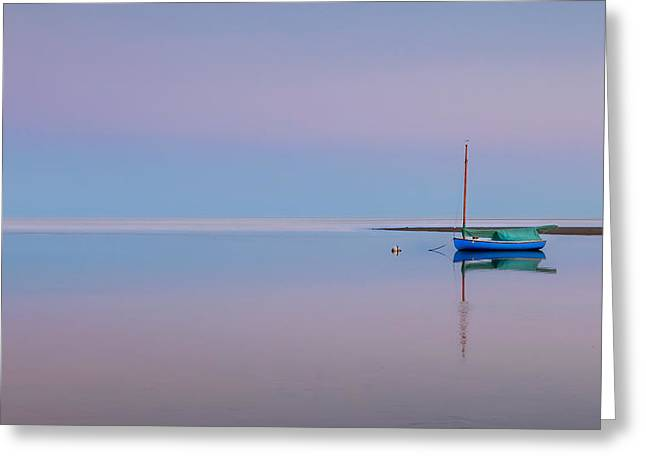 Bill Wakeley Photography Greeting Cards - Pastel Morning Greeting Card by Bill  Wakeley