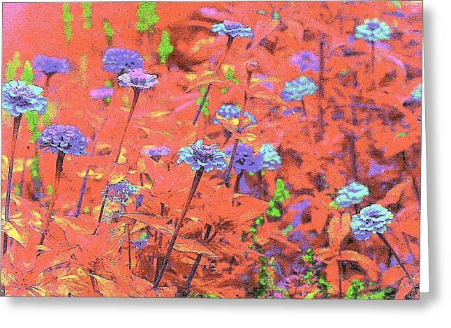 Paintbox Greeting Cards - Pastel Paintbox  Greeting Card by Ira Shander