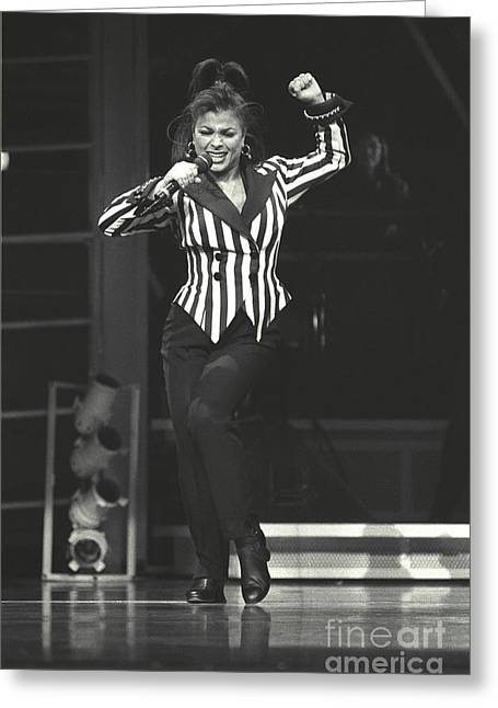 Choreographer Greeting Cards - Paula Abdul Greeting Card by Front Row  Photographs