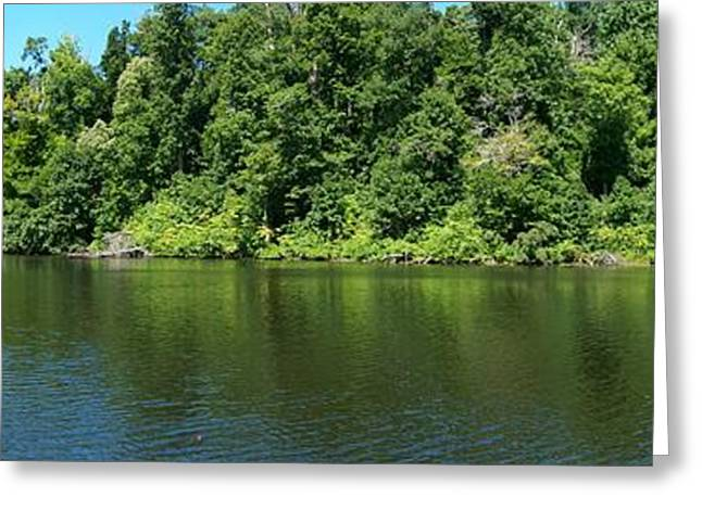 Western Ky Greeting Cards - Peace in Mid-Summer Greeting Card by Shane Browning