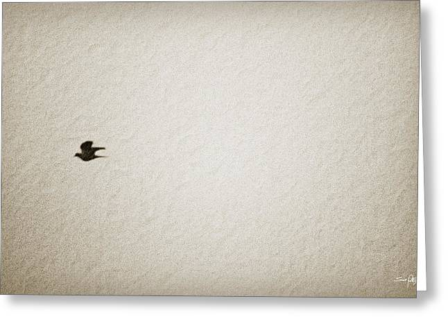Peace Doves Greeting Cards - Peace Greeting Card by Scott Pellegrin