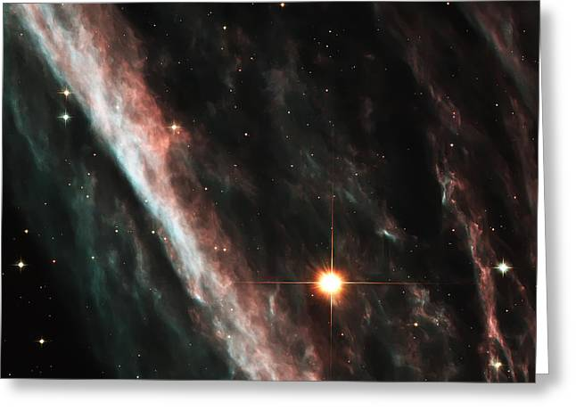 Star Hatchery Greeting Cards - Pencil Nebula Greeting Card by The  Vault - Jennifer Rondinelli Reilly