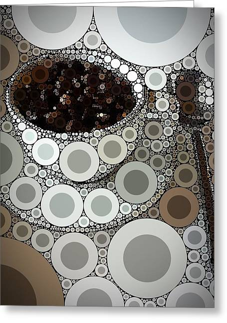 Percolatorapp Greeting Cards - Percolated Greeting Card by Aaron Aldrich