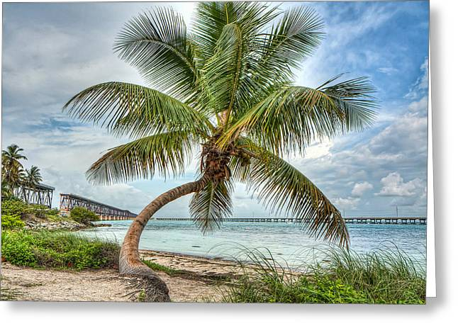 Bahia Honda State Park Greeting Cards - Perfect Day Greeting Card by Gary Oliver