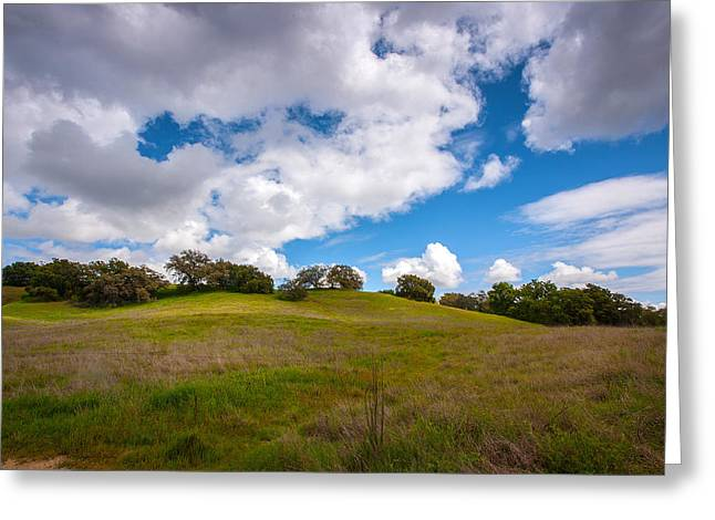 Plateaus Greeting Cards - Perfect Day Greeting Card by Peter Tellone