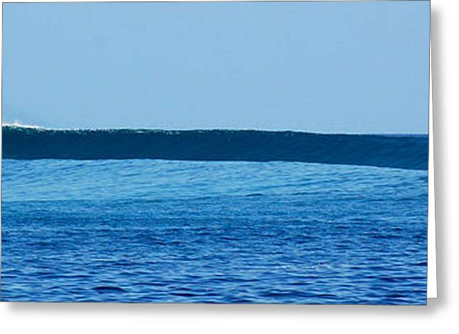 Surfing Photos Greeting Cards - Perfect Wave Greeting Card by Uri Magnus