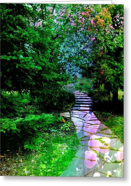 Shirley Sirois  Greeting Cards - Perhaps It Will Come Greeting Card by Shirley Sirois