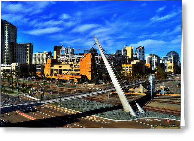 Petco Park Photographs Greeting Cards - Petco Park Greeting Card by See My  Photos