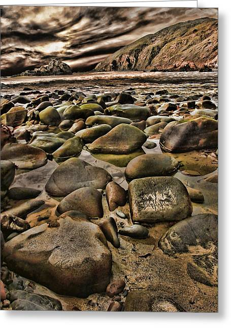 Pfeiffer Beach Greeting Cards - Pfeiffer Beach Greeting Card by Tom  Reed
