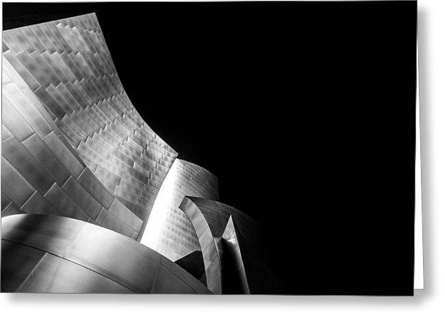 California Art Greeting Cards - Philharmonic Greeting Card by Daniel Chen
