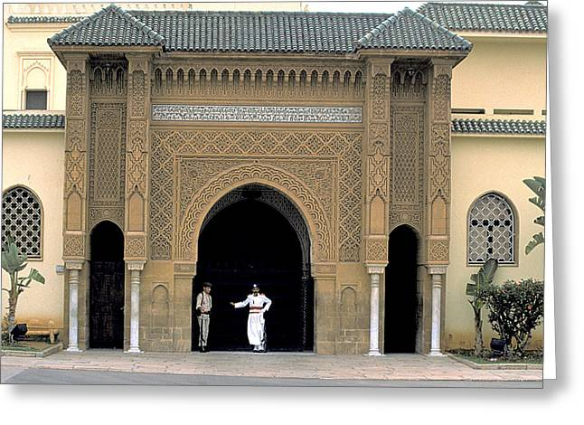 Rabat Greeting Cards - Photographer Greeting Card by Carl Purcell
