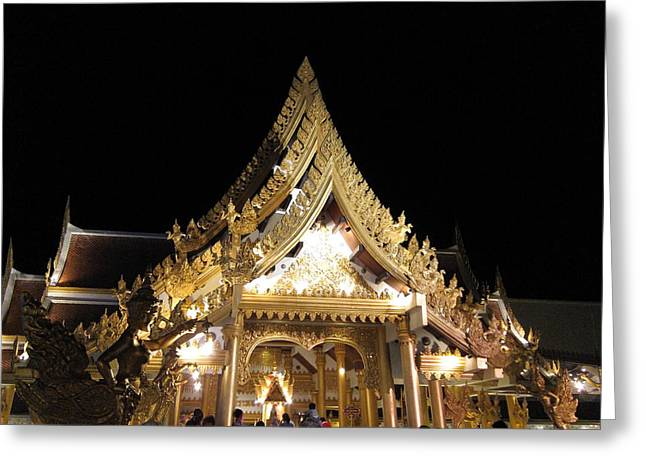 Phuket Fantasea Show - Phuket Thailand - 011322 Greeting Card by DC Photographer