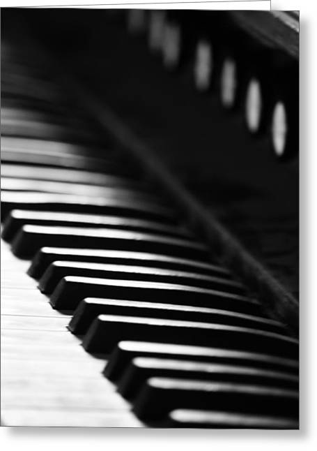 Love Letter Greeting Cards - Piano Dream c Greeting Card by Jerry Cordeiro