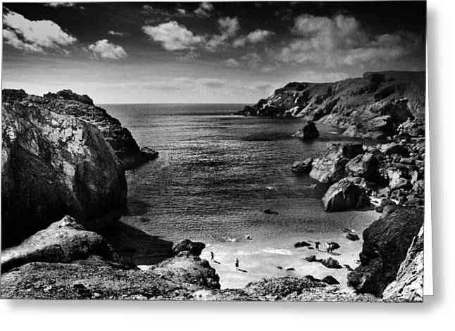 Ocean Landscape Greeting Cards - Picture One 17 Greeting Card by Mark Rogan