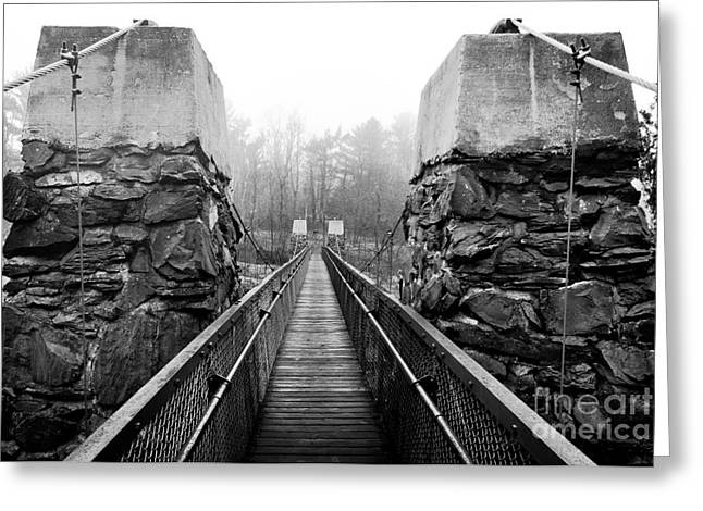 Cooke Greeting Cards - Pillars Of The Community Greeting Card by Shutter Happens Photography