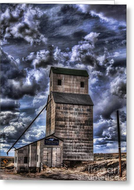 Pillsbury Greeting Cards - Pillsbury Mills Greeting Card by Stacy Lynne Photography