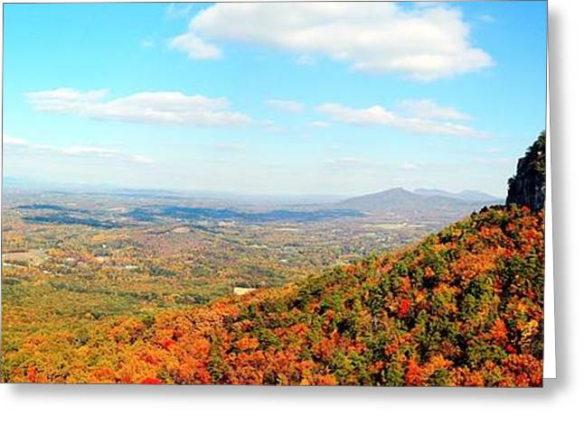 Mountain Valley Greeting Cards - Pilot Valley Greeting Card by Kelvin Booker