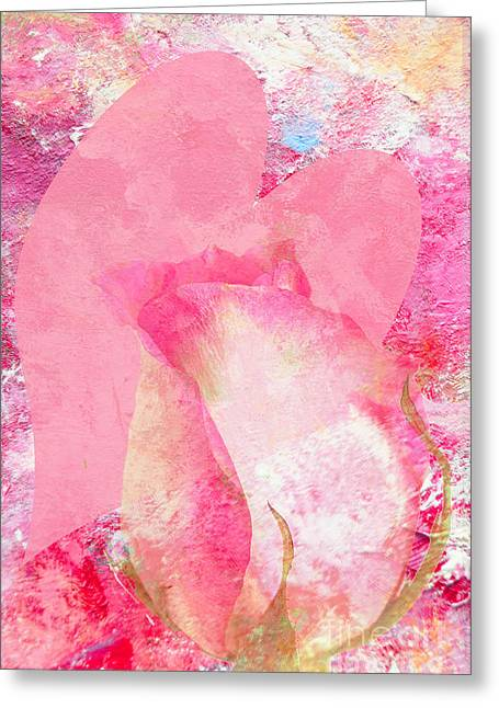 Greeting Cards For Cancer Photographs Greeting Cards - Pink for Love  Greeting Card by Regina Geoghan