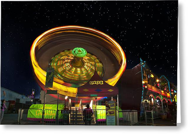 Arizona State Fair Greeting Cards - Place Your Bets Greeting Card by Van Allen Photography