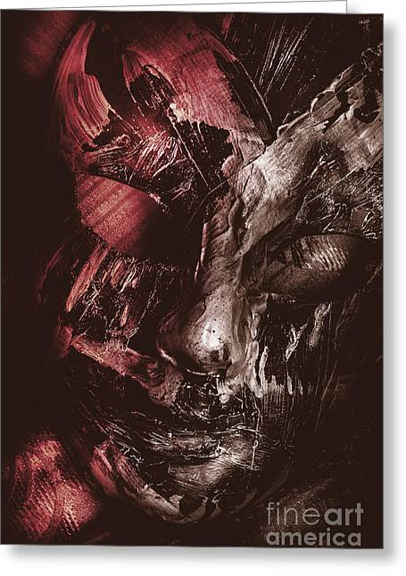 Play The Villain Of Emotional Contrast Greeting Card by Jorgo Photography - Wall Art Gallery