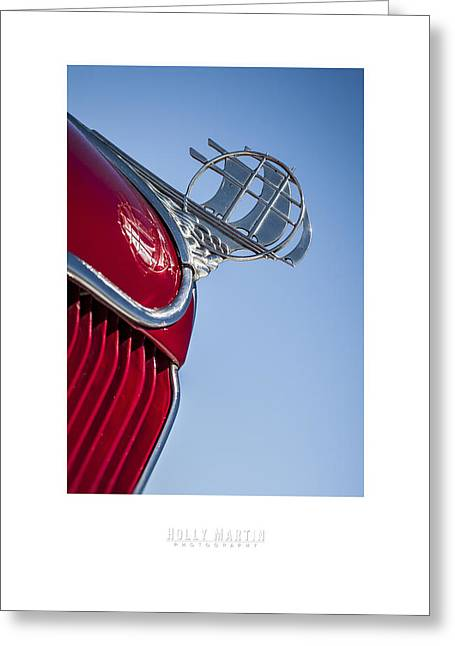 Bonneville Pictures Greeting Cards - Plymouth Greeting Card by Holly Martin