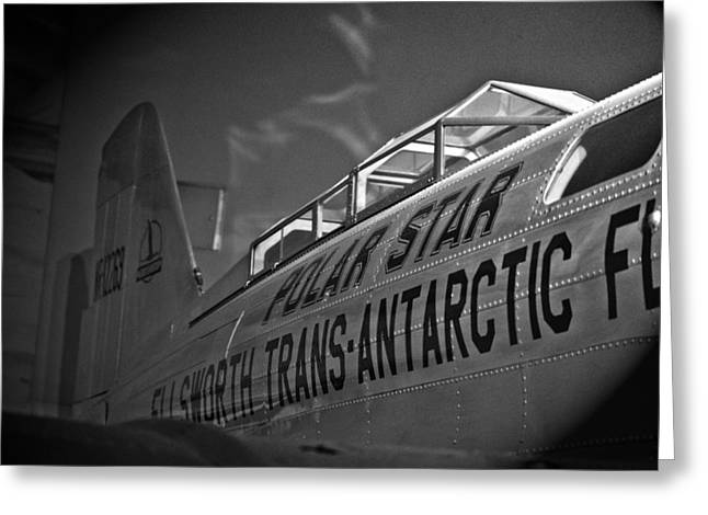 Frank Howard Greeting Cards - Polar Star Greeting Card by Tom Gari Gallery-Three-Photography
