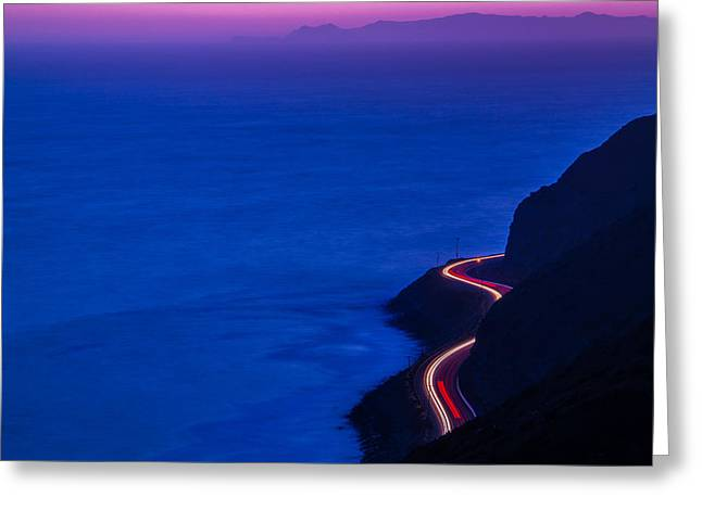 Pch Greeting Cards - Pole Position. Greeting Card by Wasim Muklashy