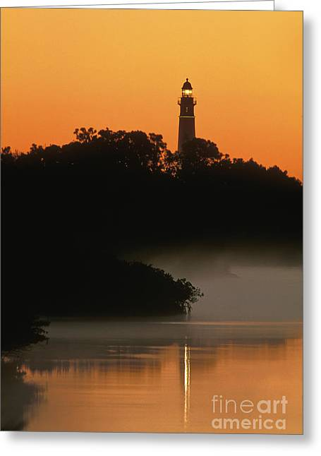 Ponce Greeting Cards - Ponce de Leon Inlet Lighthouse - FS000764 Greeting Card by Daniel Dempster