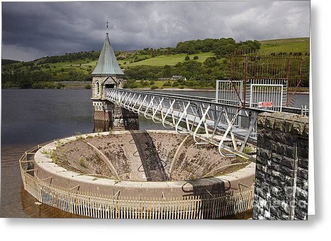 Pontsticill Reservoir Greeting Card by Premierlight Images