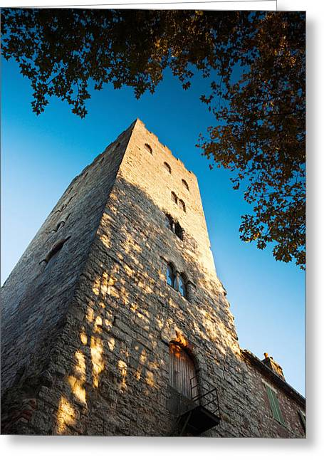 Midi Greeting Cards - Pope John Xxii Tower At Cahors, Lot Greeting Card by Panoramic Images