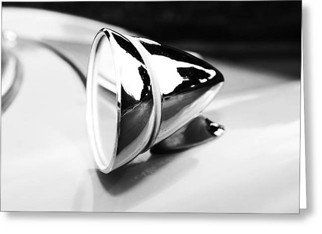 Nine Eleven Greeting Cards - Porsche Carrera GTS Headlight close up Greeting Card by Nomad Art And  Design