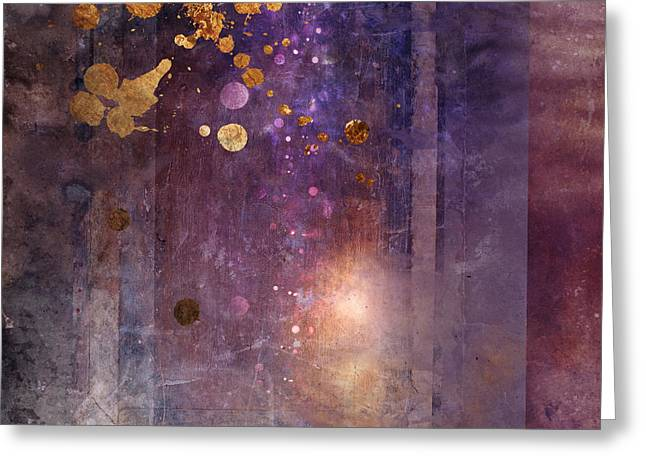 Edgy Greeting Cards - Portal Variant 1 Greeting Card by Aimee Stewart