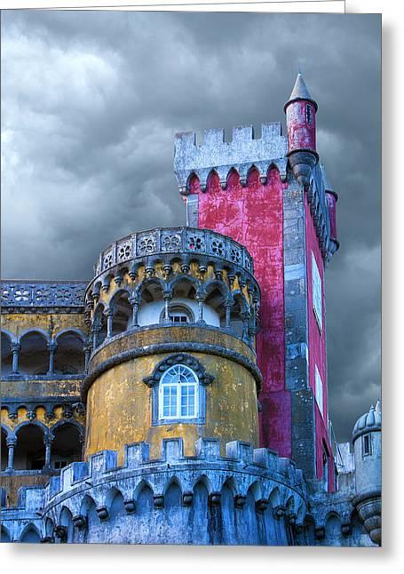 Portugal, Sintra Greeting Card by Jaynes Gallery