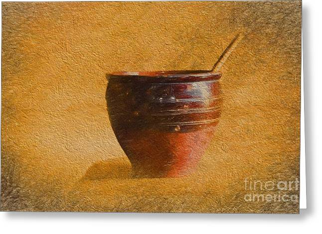 420 Greeting Cards - Pot Greeting Card by Jim  Hatch
