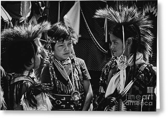 Roach Greeting Cards - Pow-Wow Buddies Greeting Card by Paul W Faust -  Impressions of Light