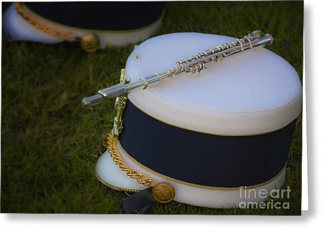 Marching Band Greeting Cards - Pre Game Greeting Card by Ken Johnson