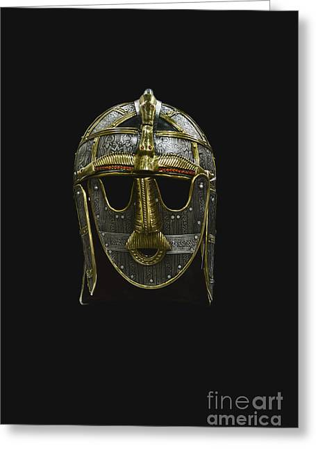 Up-armored Greeting Cards - Protection Greeting Card by Margie Hurwich