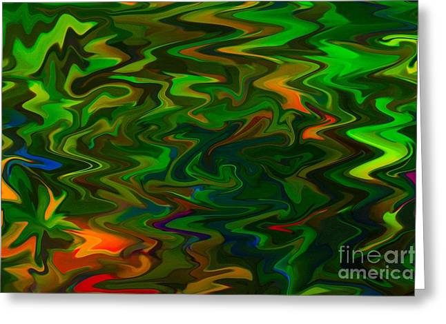 Decor Photography Pastels Greeting Cards - Psychedelic Dreams Greeting Card by Imani  Morales