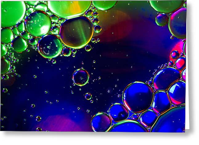 Psychedelic Photographs Greeting Cards - Psychedelic  Greeting Card by Kelly Howe