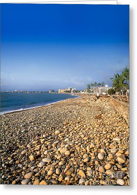 Spanish Holiday Greeting Cards - Puerto Vallarta, Mexico Greeting Card by Bill Bachmann
