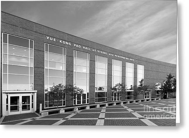 Big Ten Conference Greeting Cards - Purdue University Pao Hall  Greeting Card by University Icons