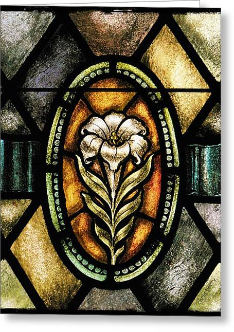Religious Artist Photographs Greeting Cards - Pure Greeting Card by Chris Berry
