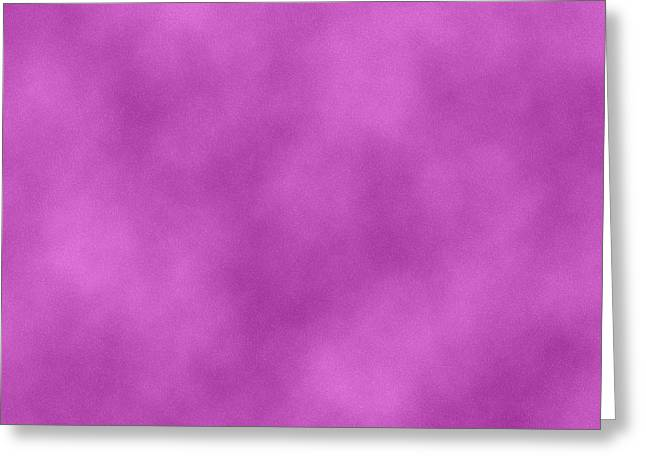 Rawhide Greeting Cards - Purple Leather Texture Background Greeting Card by Valentino Visentini