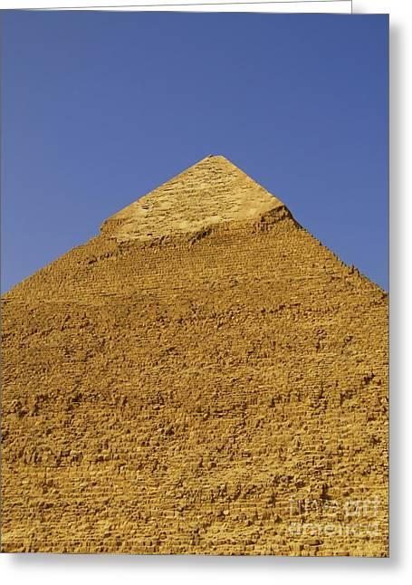 Pyramids Greeting Cards - Pyramids Of Giza 06 Greeting Card by Antony McAulay