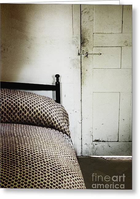 Interior Still Life Photographs Greeting Cards - Quaint Greeting Card by Margie Hurwich