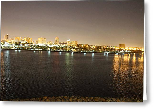 Queen Mary - 121231 Greeting Card by DC Photographer