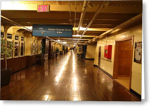 Queen Mary - 121240 Greeting Card by DC Photographer